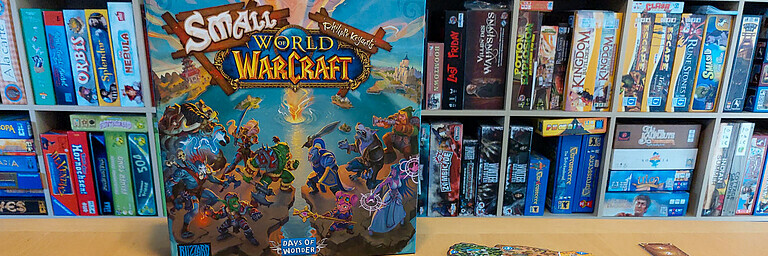 Small World of Warcraft (Brettspiel) - Test / Review