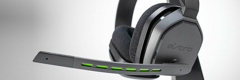 Astro Headset A10 - Test