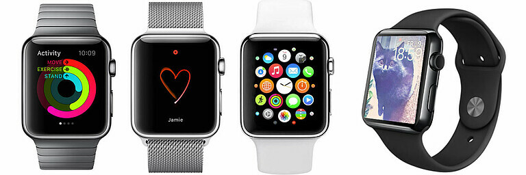 Apple Watch – Praxis-Test