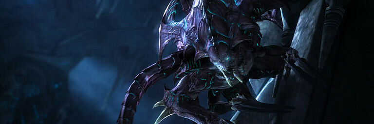 StarCraft 2: Legacy of the Void - Test