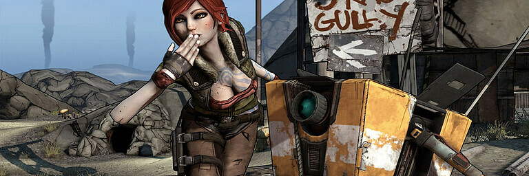 Borderlands: The Handsome Collection -Test