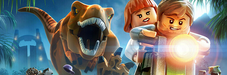 LEGO Jurassic World angespielt