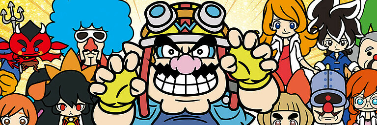 Warioware Gold - Test