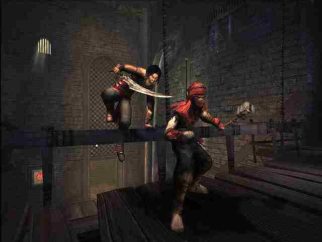 Prince of Persia: Warrior Within Screenshot vom 2007-04-15