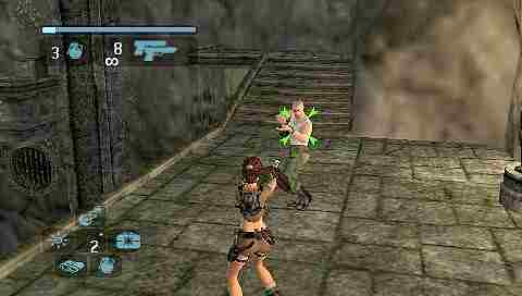 Tomb Raider: Legend Screenshot vom 2007-04-15