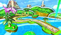 Super Monkey Ball: Banana Blitz Screenshot vom 2007-04-15