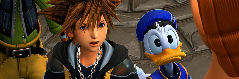 Kingdom Hearts 3 - Test / Review