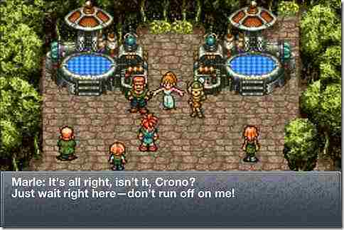 Chrono Trigger DS Screenshot vom 2008-07-02