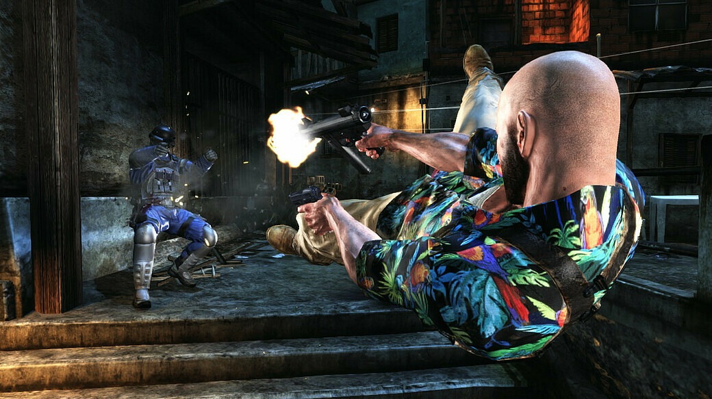 Max Payne 3 Remastered Version Fur Ps4 Und Xbox One