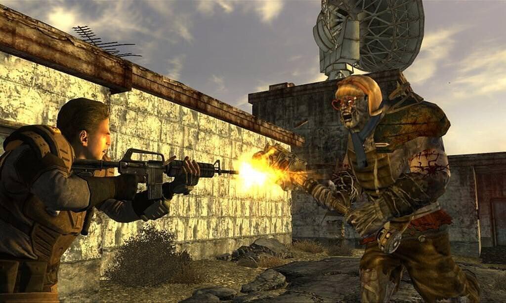 Fallout New Vegas Neue Modifikation Für Spieler Denen Auch
