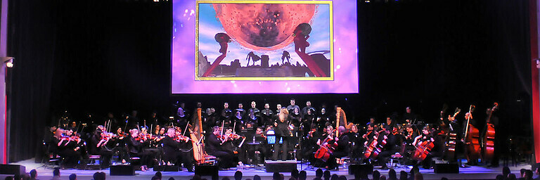 Symphony of the Goddesses - Das Nintendo Konzerterlebnis