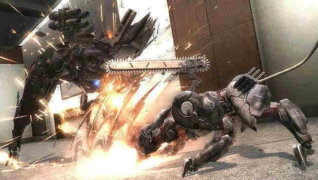 Metal Gear Rising: Revengeance Screenshot vom 2009-06-01