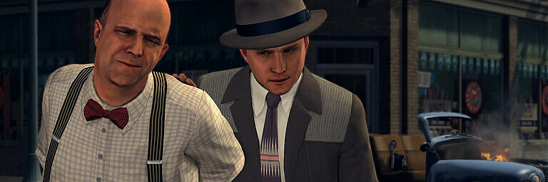 L.A. Noire (Switch) - Test