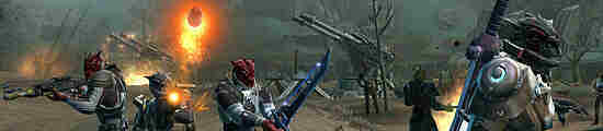 Star Wars: The Old Republic Screenshot vom 2009-12-03