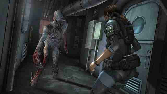 Resident Evil: Revelations Screenshot vom 2010-06-22