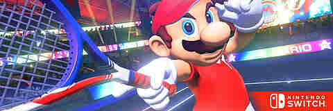 Mario Tennis Aces - Turnier im Pathé Westside