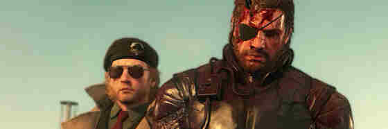 Metal Gear Solid 5: The Phantom Pain - Test