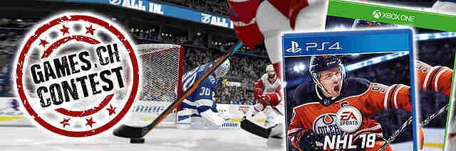 NHL 18 - Beta-Codes