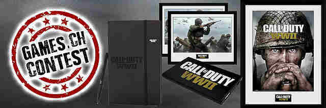Gewinnspiel: Call of Duty: WW2-Beta-Goodies