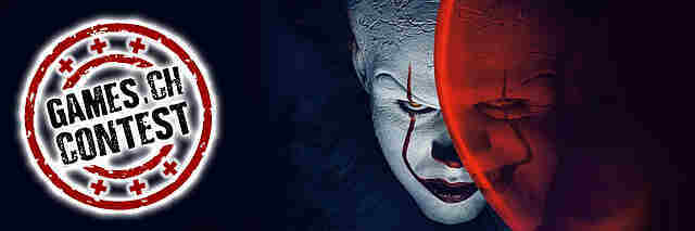 Gewinnspiel: IT Chapter Two