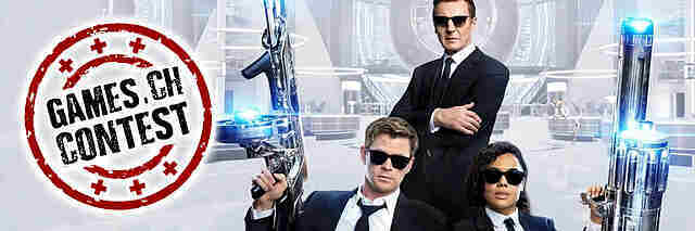 Gewinnspiel: Men in Black: International