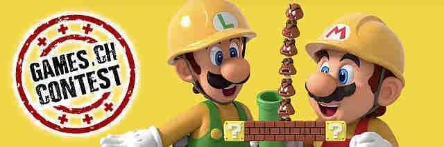 Super Mario Maker 2: Level-Design-Wettbewerb