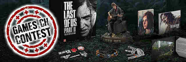 Gewinnspiel: The Last of Us Part II - CE