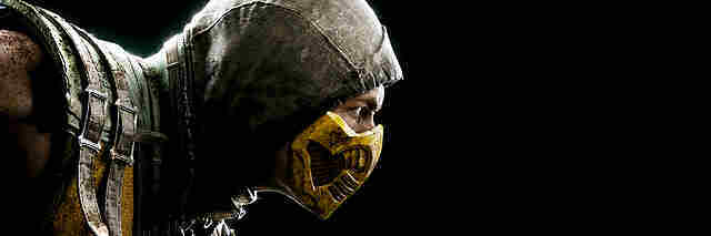 Mortal Kombat X  - Test
