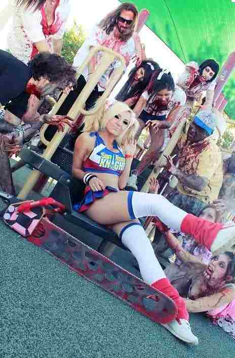 Lollipop Chainsaw Screenshot vom 2011-08-05