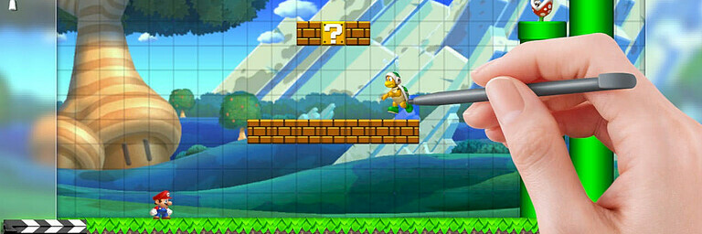 Feature: Zehn kreative Super Mario Maker-Level