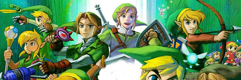 Feature: Top Ten der besten The-Legend-of-Zelda-Spiele