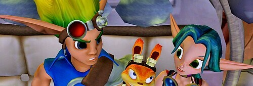 Jak and Daxter HD Trilogy