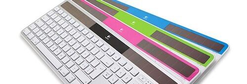 Keyboard K750i (Logitech)