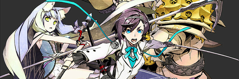 7th Dragon III Code: VFD - Test