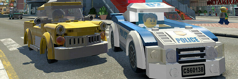 LEGO City Undercover - Test