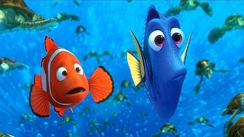 Findet Nemo Rollen