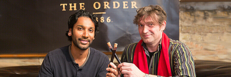 The Order 1886: Interview mit Ru Weerasuriya