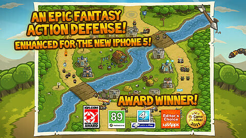 Tower Defense Spiele