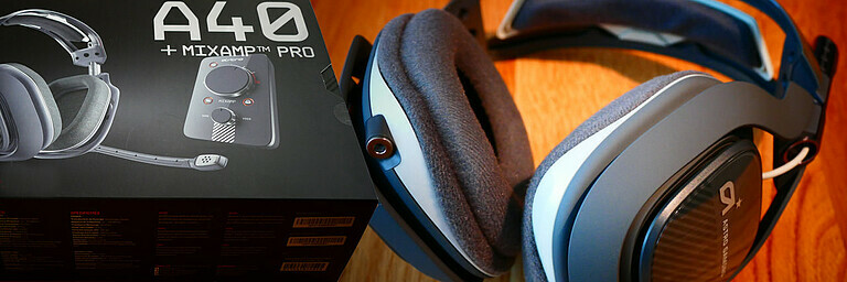 Headset A40 (Astro) - Test