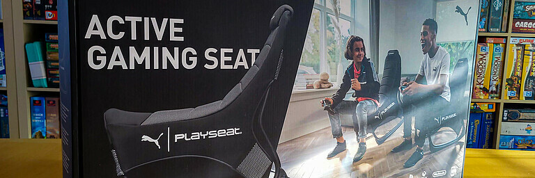 Puma Active Gaming Seat - Test