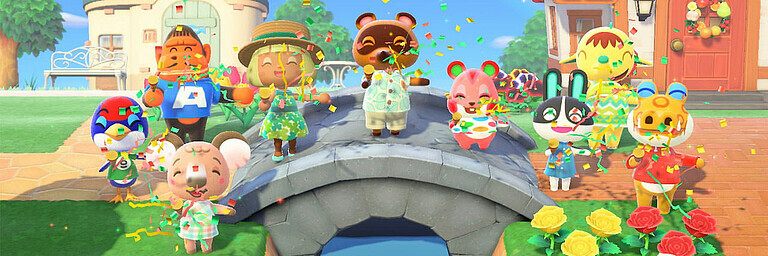 Animal Crossing: New Horizons - Test / Review