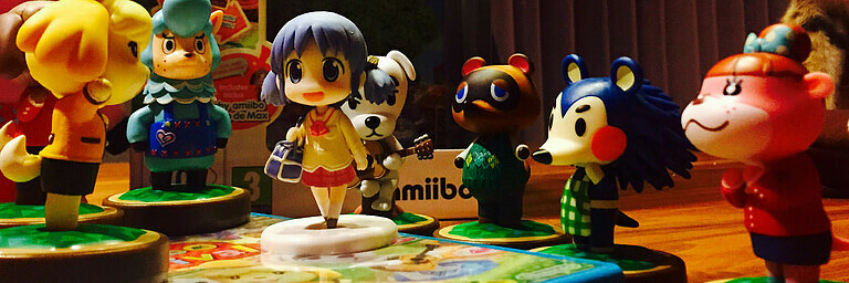 Animal Crossing amiibo Festival - Test