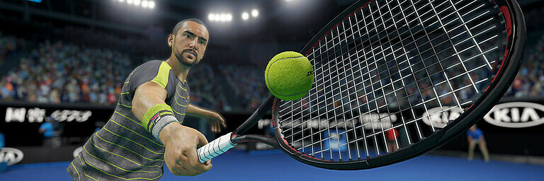 AO Tennis 2 - Test / Review