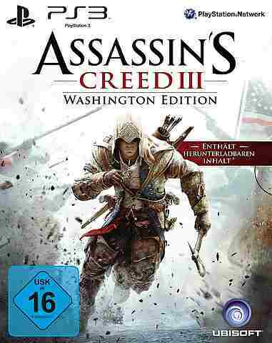 Assassin's Creed 3 Screenshot vom 2012-02-17