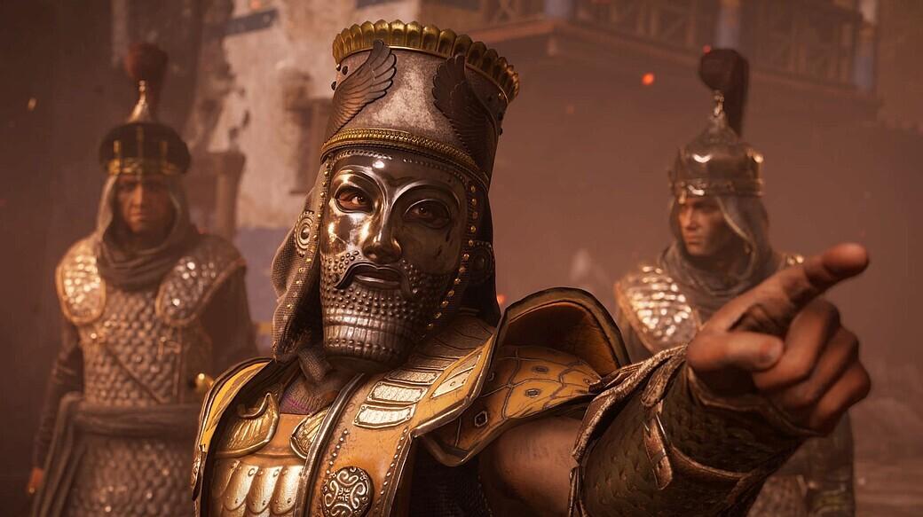 Update 1 1 0 1 1 1 Fur Assassin S Creed Odyssey Zum Download Mastery Level System Viele Verbesserungen