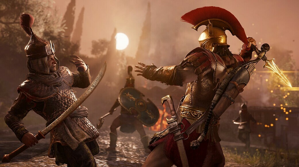 Update 1 3 0 Ab Heute Fur Assassin S Creed Odyssey Bugfixes