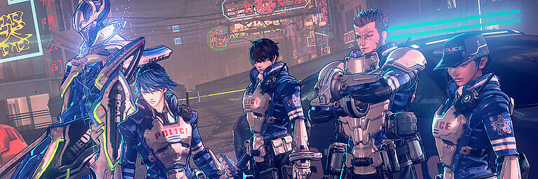 Astral Chain - Test / Review