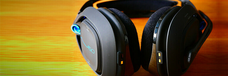 Astro A50 Headset - Hardwaretest