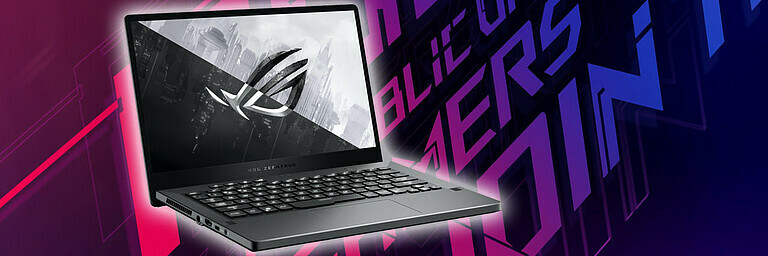 ASUS ROG Zephyrus G14 - Gaming-Notebook-Special
