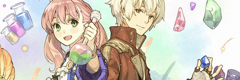Atelier Escha & Logy Plus: Alchemists of the Dusk Sky - Test
